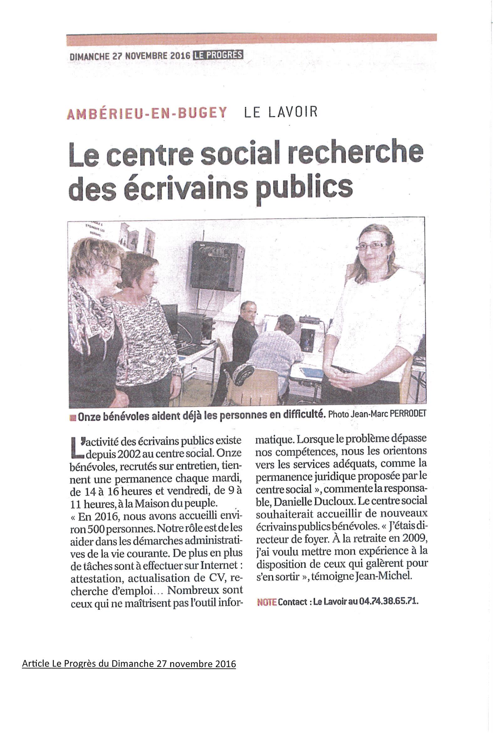 article-du-progres-dimanche-27-novembre-2016